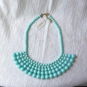 J.crew turquoises  beaded necklace